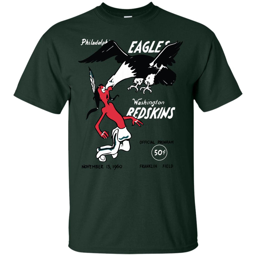 Official Program Philadelphia Eagles T Shirt - Best Funny Store