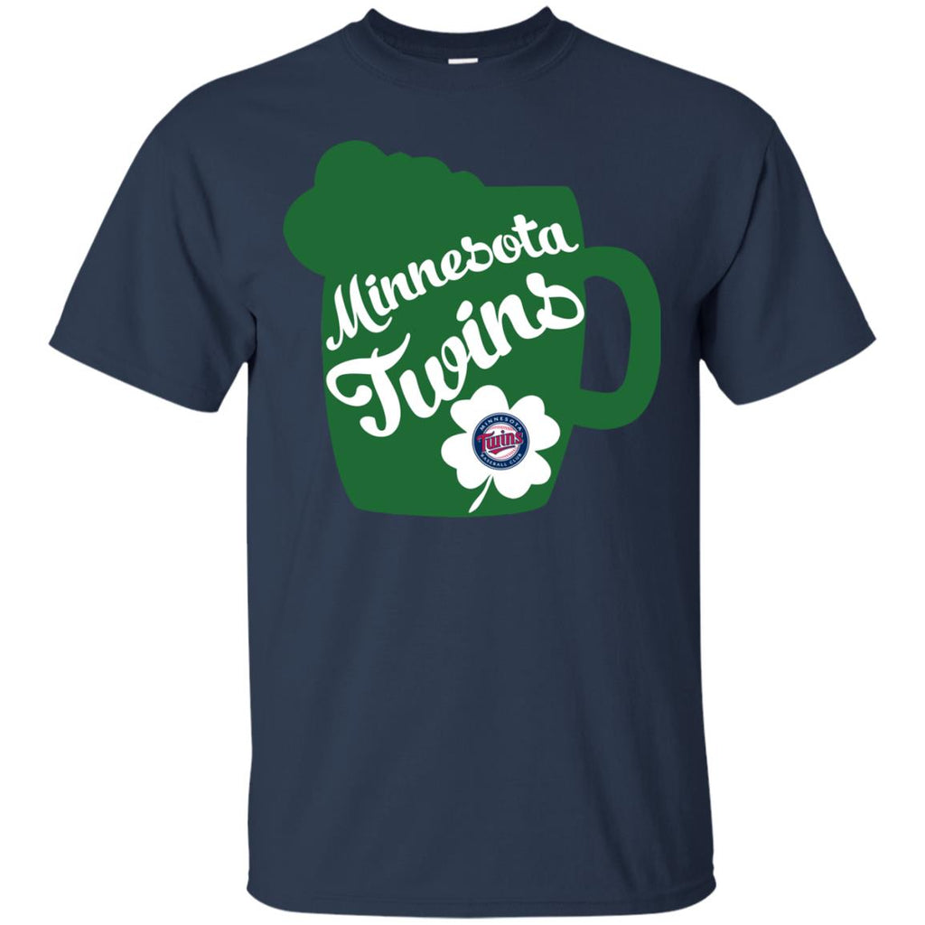 Amazing Beer Patrick's Day Minnesota Twins T Shirts