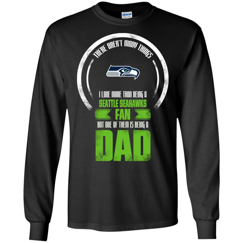 024823a5 I Love More Than Being Seattle Seahawks Fan T Shirts