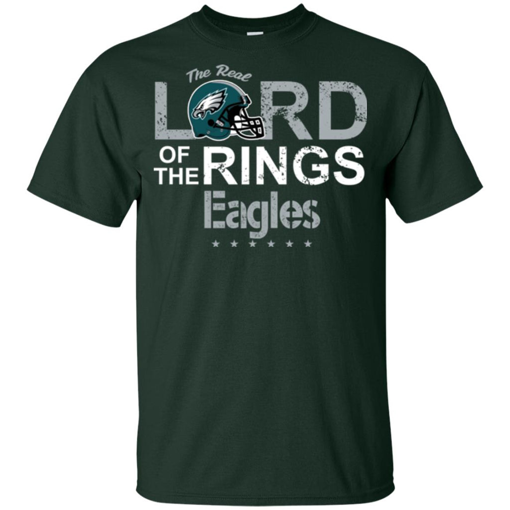 The Real Lord Of The Rings Philadelphia Eagles T Shirts