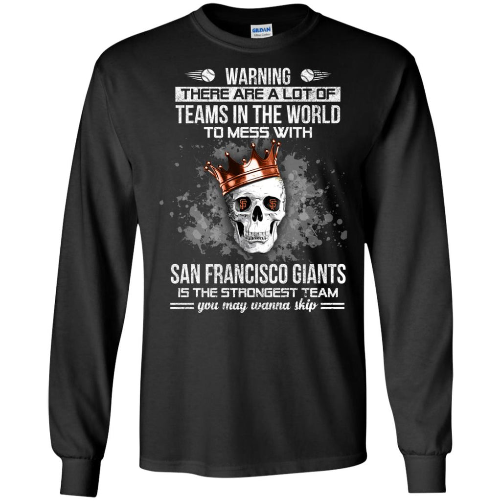 San Francisco Giants Is The Strongest T Shirts