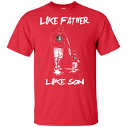 Like Father Like Son Florida State Seminoles T Shirt