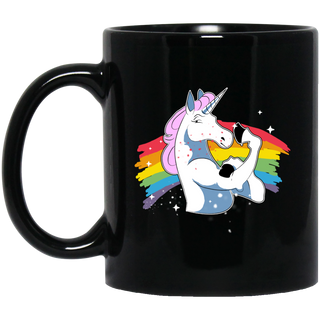 We Can Do It Unicorn Mugs