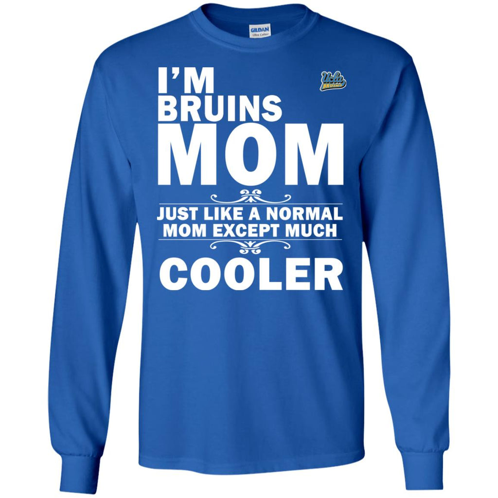 A Normal Mom Except Much Cooler UCLA Bruins T Shirts
