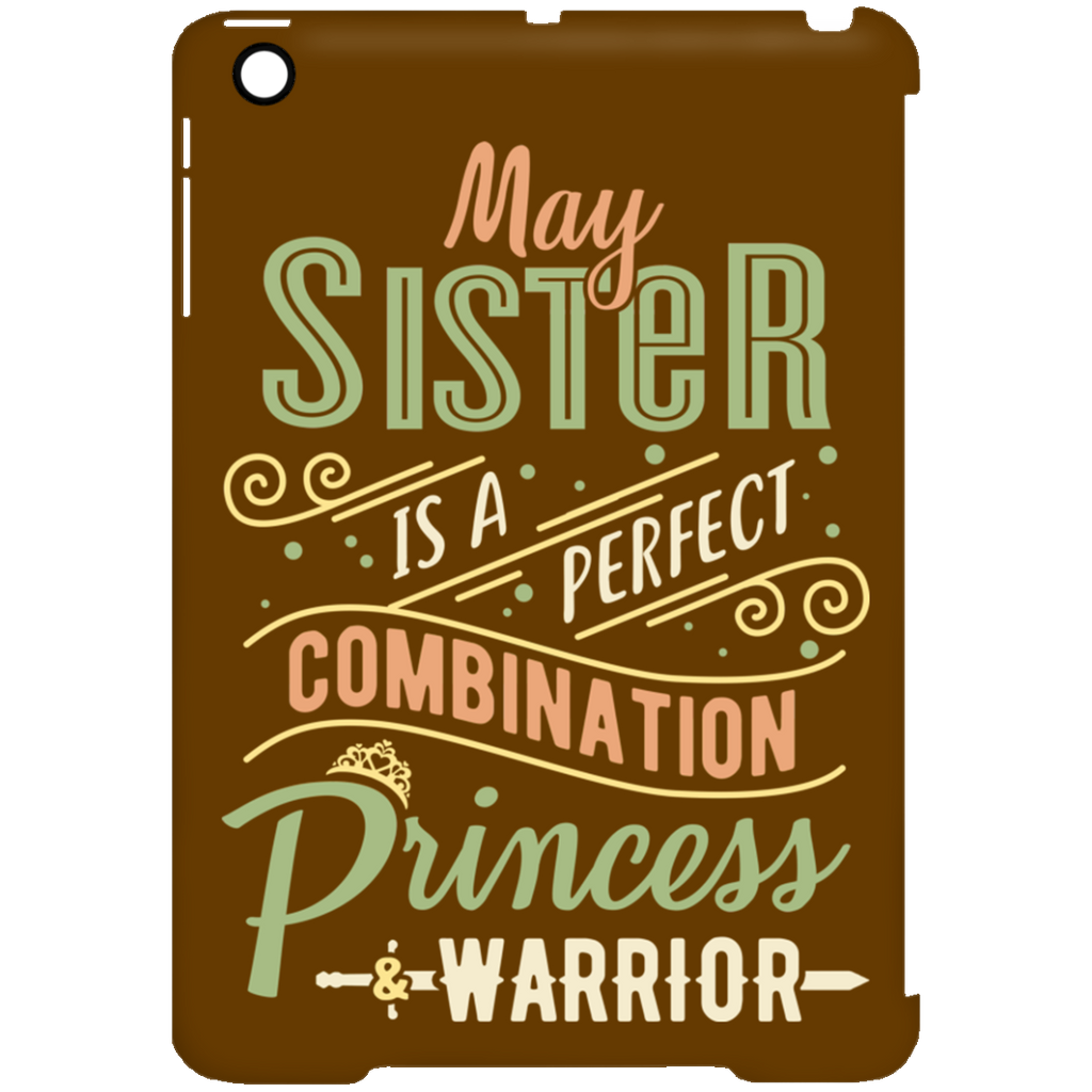 May Sister Combination Princess And Warrior Tablet Covers