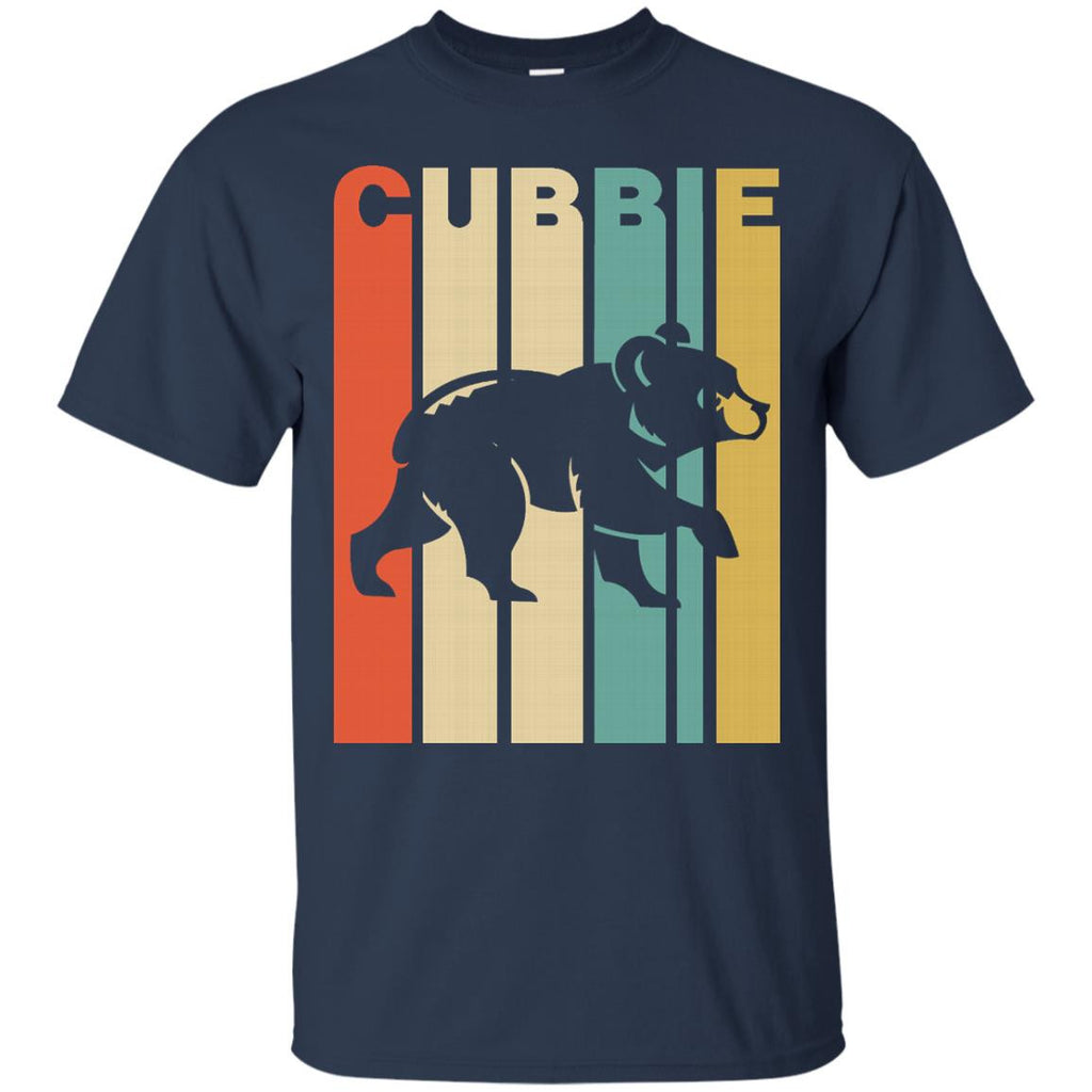Vintage Style Chicago Cubs T Shirt - Best Funny Store