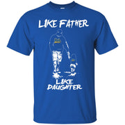 Like Father Like Daughter UCLA Bruins T Shirts