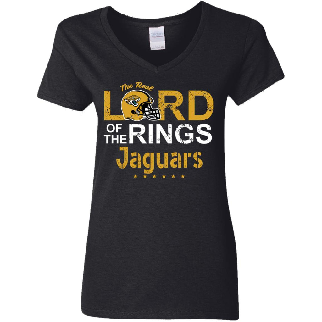 The Real Lord Of The Rings Jacksonville Jaguars T Shirts