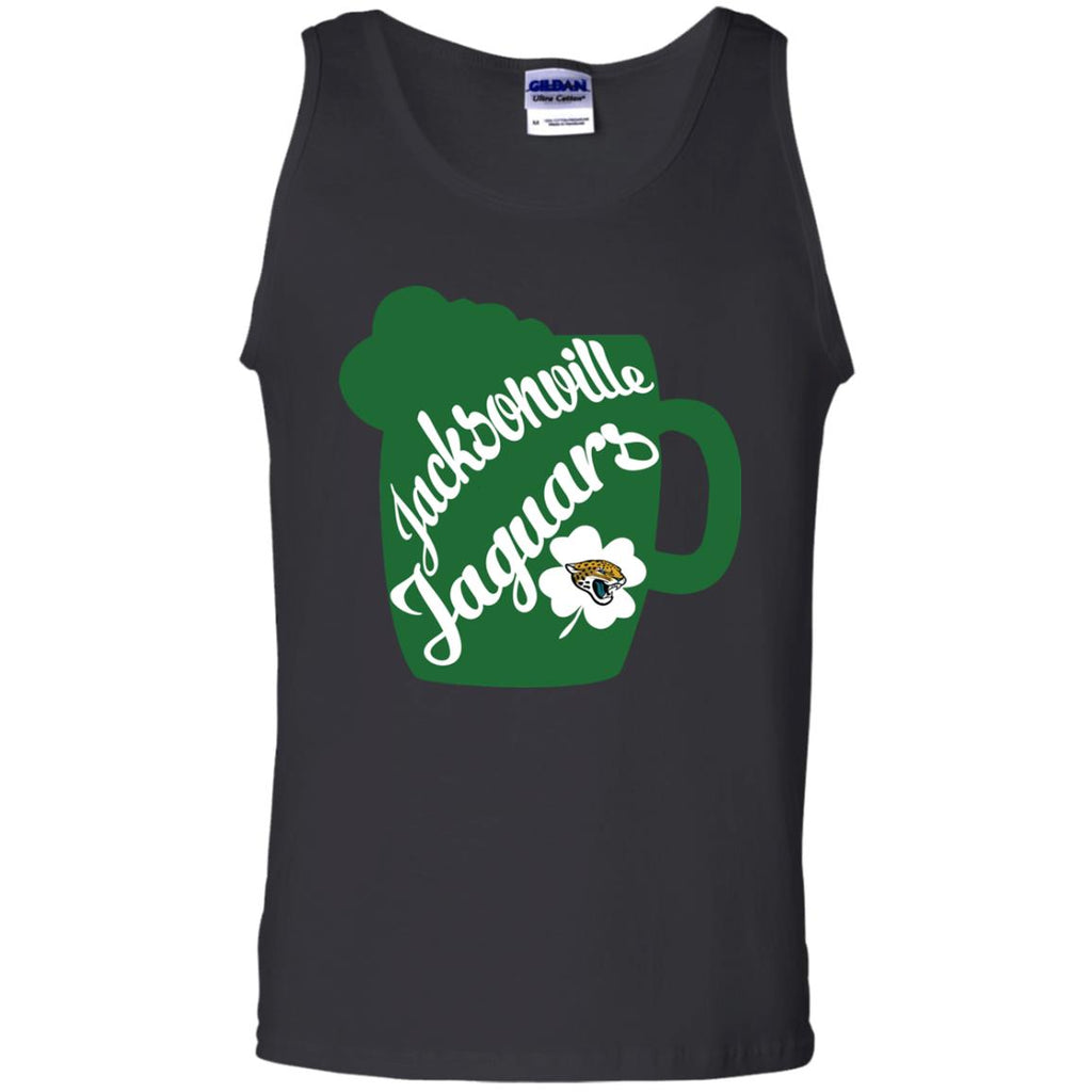 Amazing Beer Patrick's Day Jacksonville Jaguars T Shirts