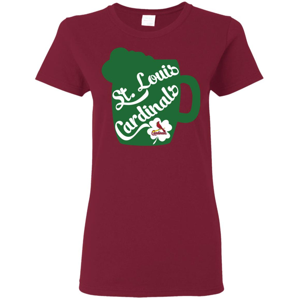 Amazing Beer Patrick's Day St. Louis Cardinals T Shirts