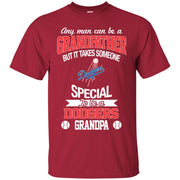 It Takes Someone Special To Be A Los Angeles Dodgers Grandpa T Shirts