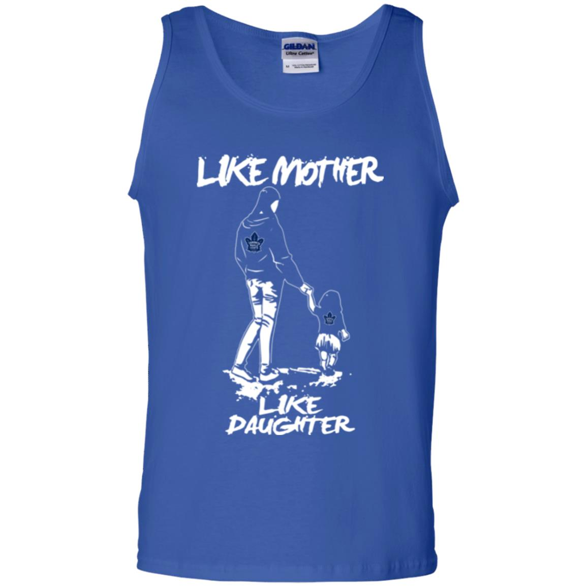 Like Mother Like Daughter Toronto Maple Leafs T Shirts