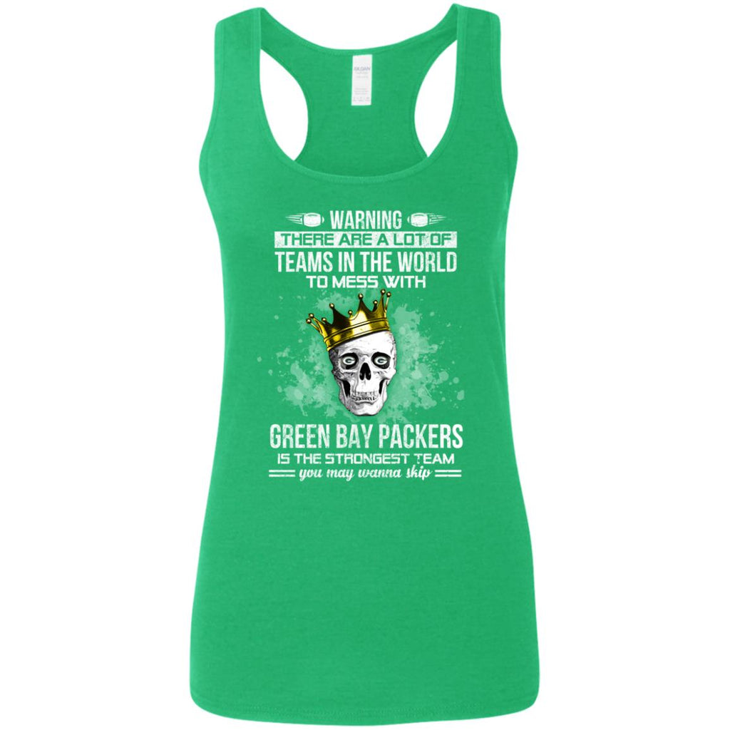 Green Bay Packers Is The Strongest T Shirts