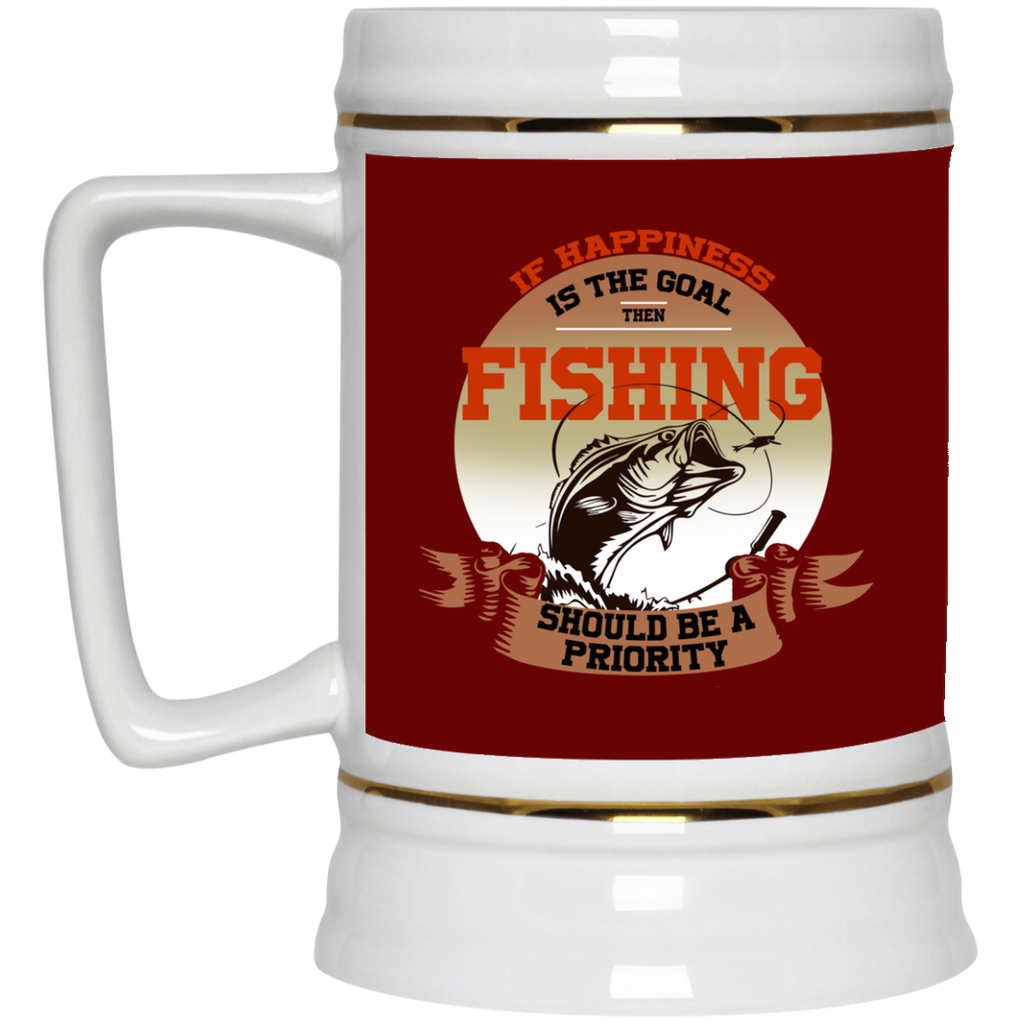 Fishing Should Be A Priority Mugs