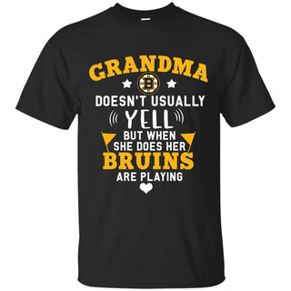 But Different When She Does Her Boston Bruins Are Playing T Shirts