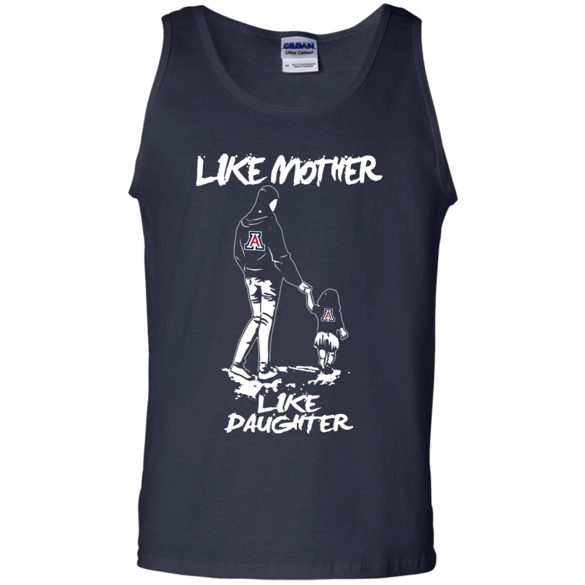Like Mother Like Daughter Arizona Wildcats T Shirts