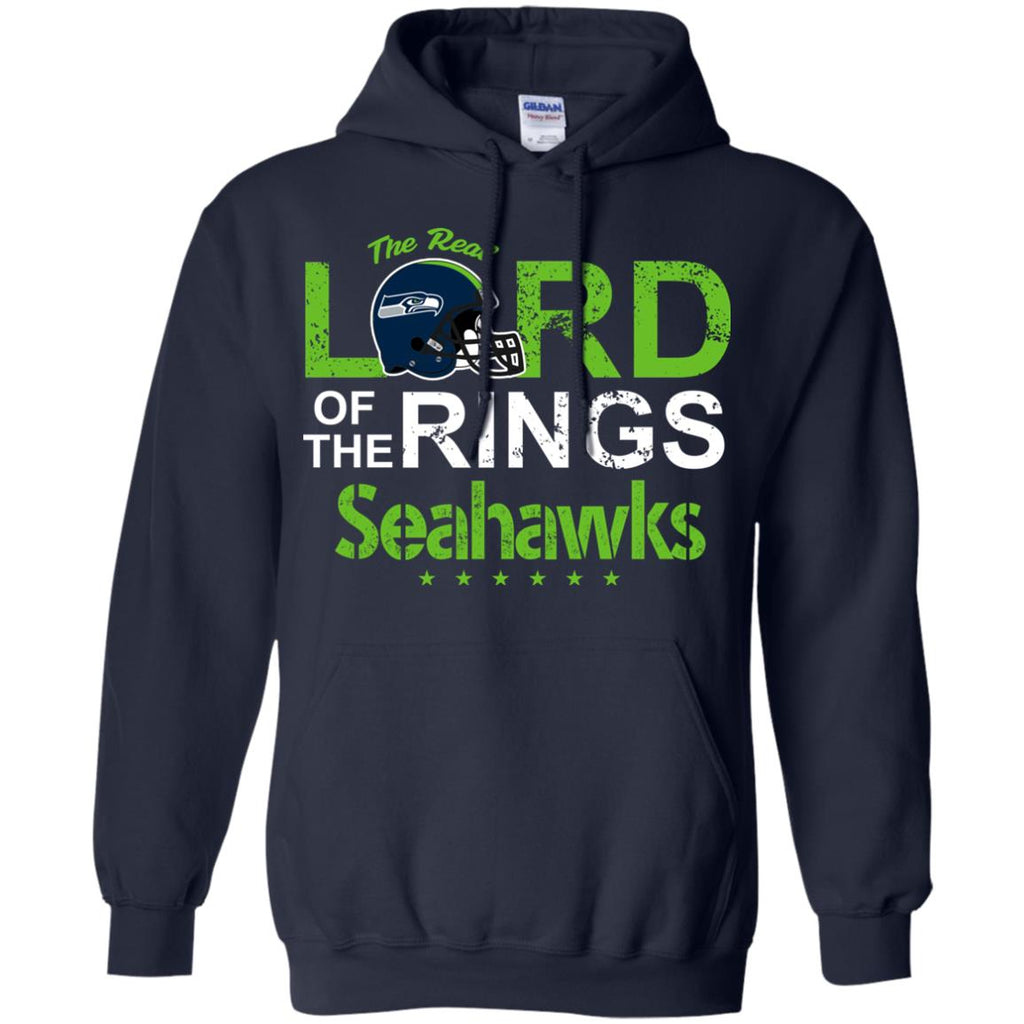 The Real Lord Of The Rings Seattle Seahawks T Shirts