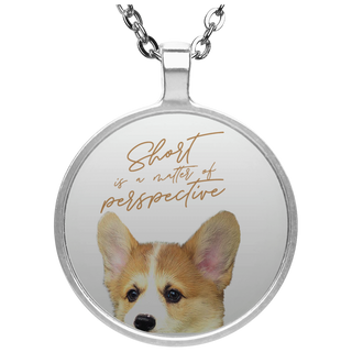 Look At Me Corgi Necklaces