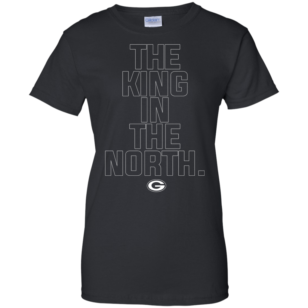 The King In The North Green Bay Packers T Shirts