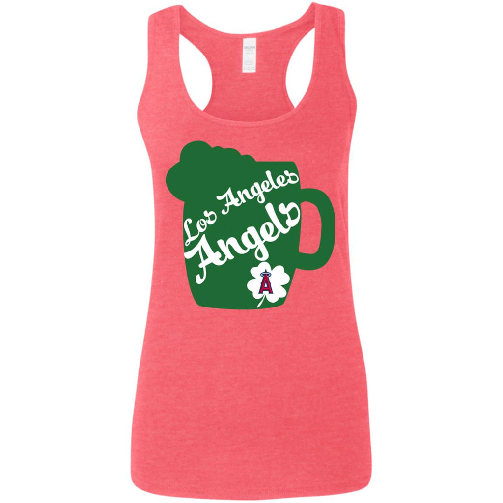 Amazing Beer Patrick's Day Los Angeles Angels T Shirts