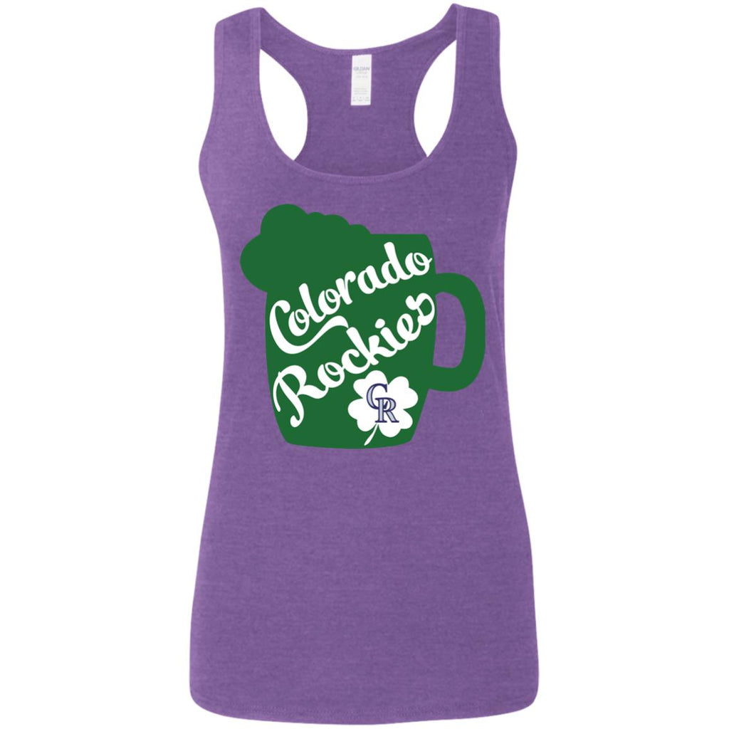Amazing Beer Patrick's Day Colorado Rockies T Shirts