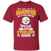 It Takes Someone Special To Be A P Steelers Grandpa T Shirts