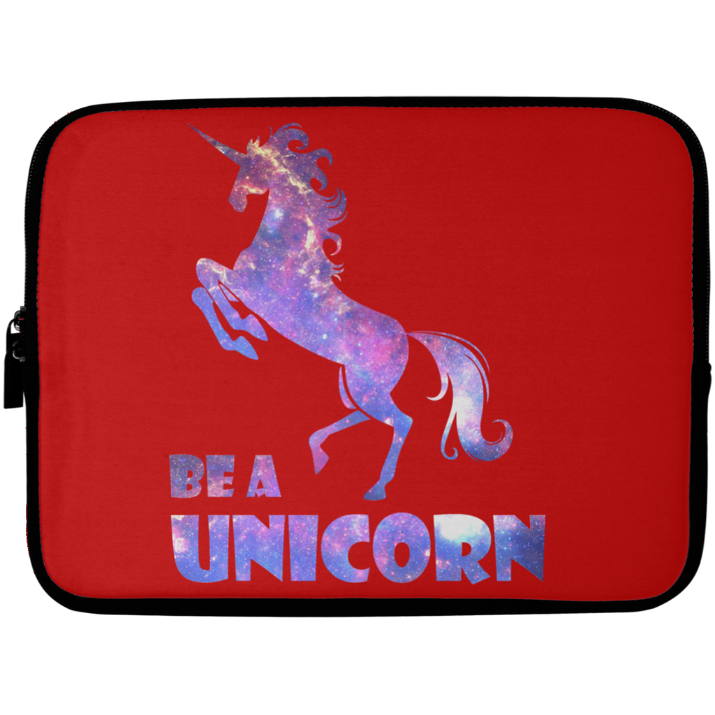 Be A Unicorn Laptop Sleeves