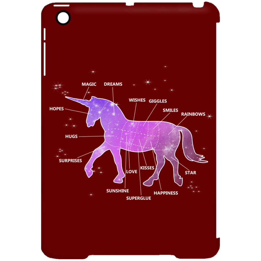 Unicorns Are Way Cooler Tablet Covers