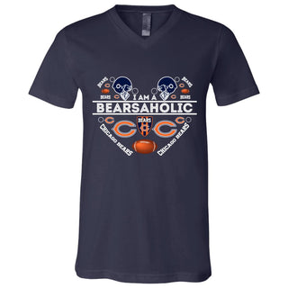 I Am A Bearsaholic Chicago Bears T Shirts