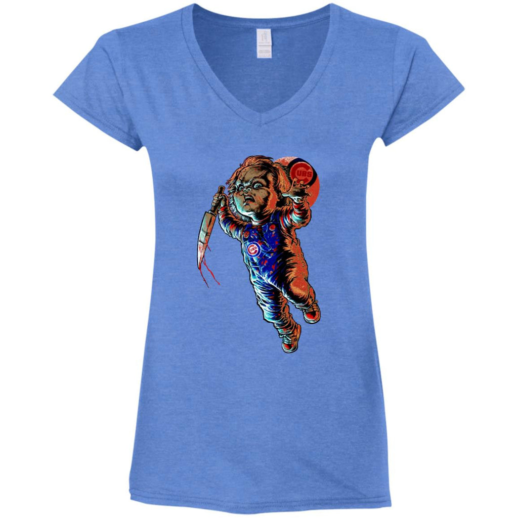 Chucky Chicago Cubs T Shirt - Best Funny Store