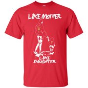 Like Mother Like Daughter Arizona State Sun Devils T Shirts