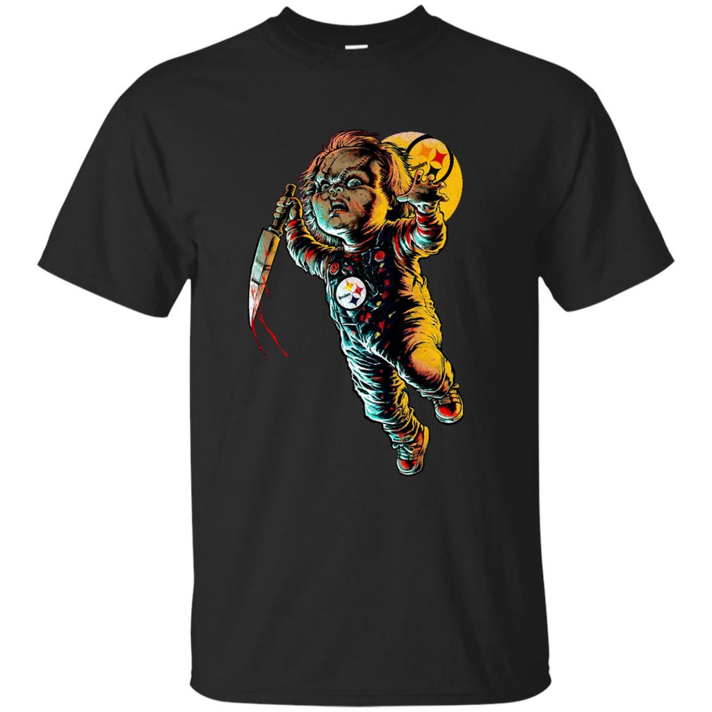 Chucky Pittsburgh Steelers T Shirt - Best Funny Store