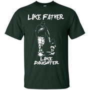 Like Father Like Daughter Philadelphia Eagles T Shirts