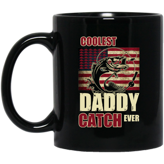 Fishing - Coolest Daddy Catch Ever Mugs