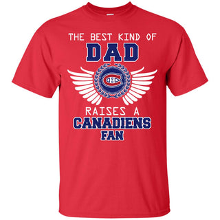 The Best Kind Of Dad Montreal Canadiens T Shirts