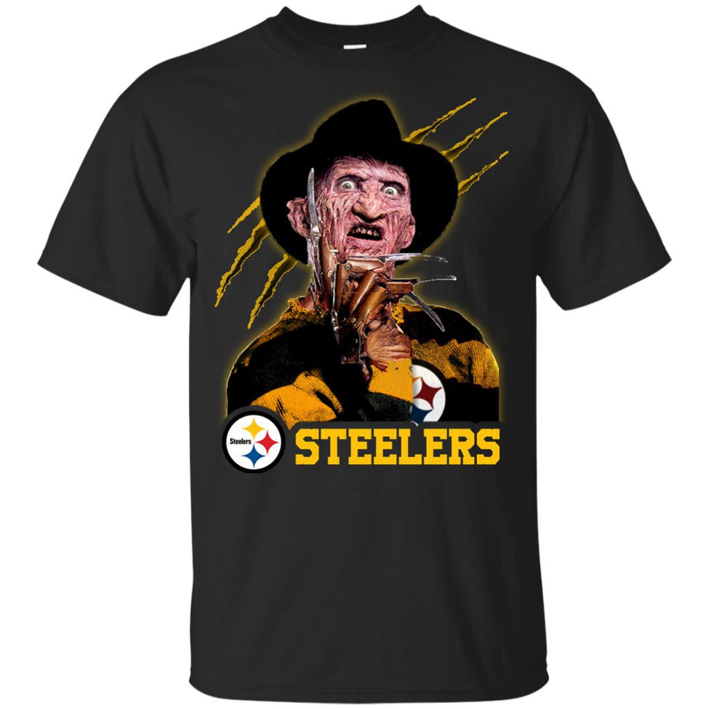 Freddy Pittsburgh Steelers T Shirt - Best Funny Store