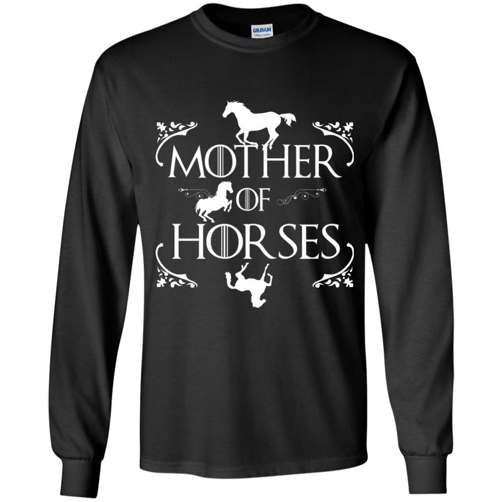 Mother Of Horses T Shirts