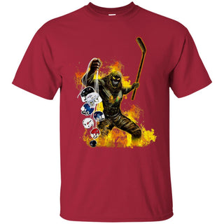 Evil Hit Chicago Blackhawks T Shirt - Best Funny Store