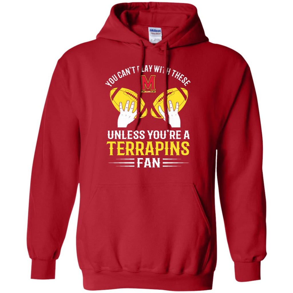 Play With Balls Maryland Terrapins T Shirt - Best Funny Store