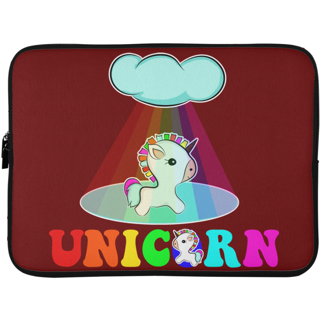 Time To Be A Unicorn Laptop Sleeves