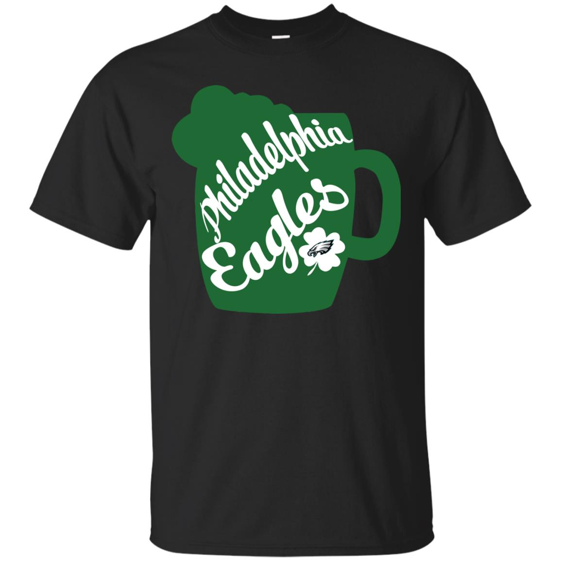 Amazing Beer Patrick s Day Philadelphia Eagles T Shirts