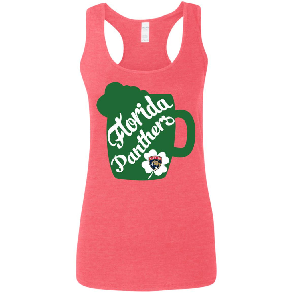 Amazing Beer Patrick's Day Florida Panthers T Shirts