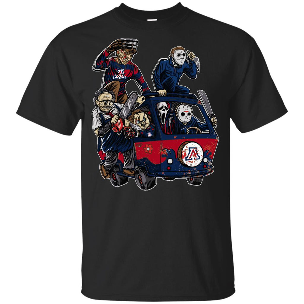 The Massacre Machine Arizona Wildcats T Shirt - Best Funny Store