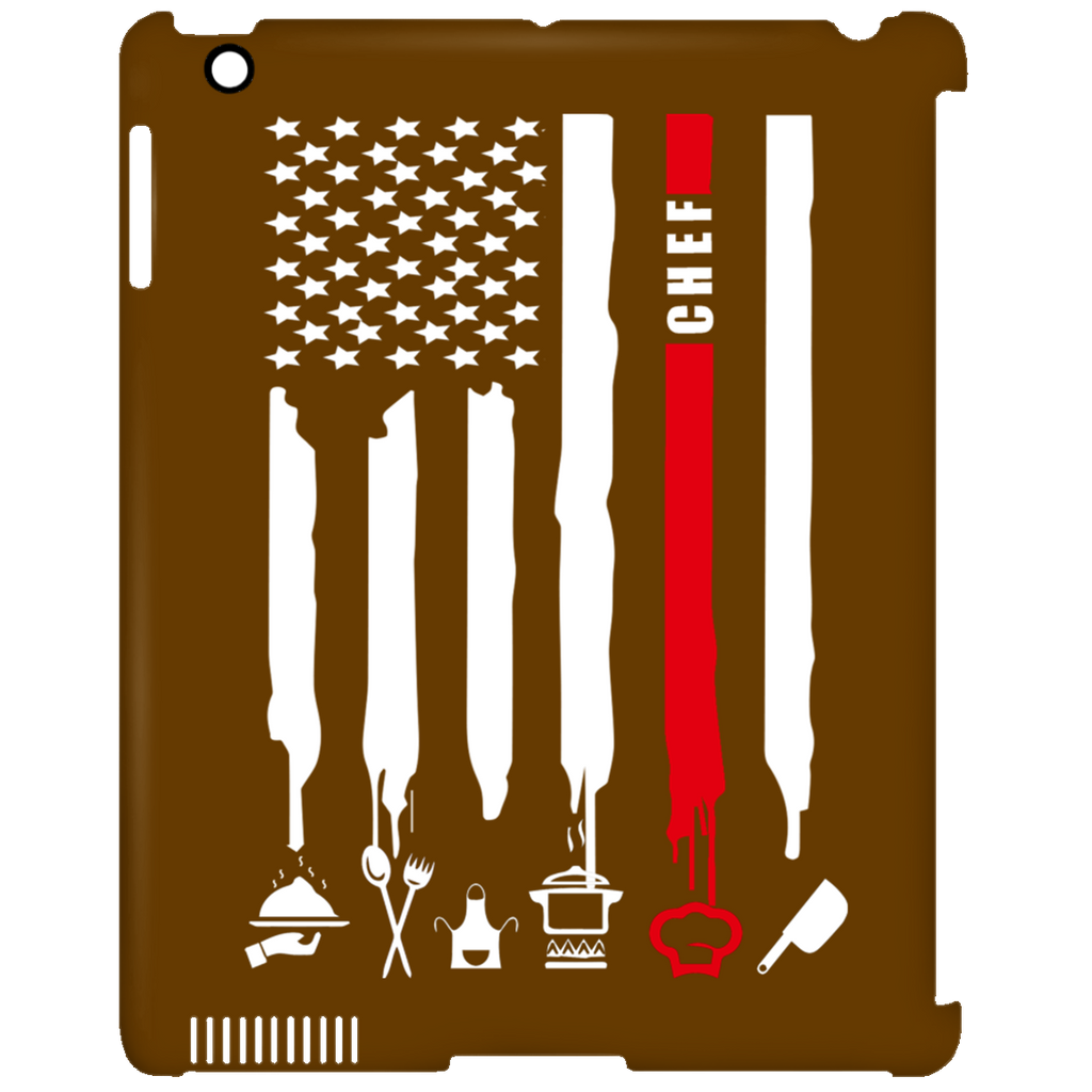 Patriot Day Chef Tablet Covers