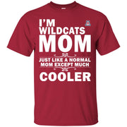 A Normal Mom Except Much Cooler Arizona Wildcats T Shirts