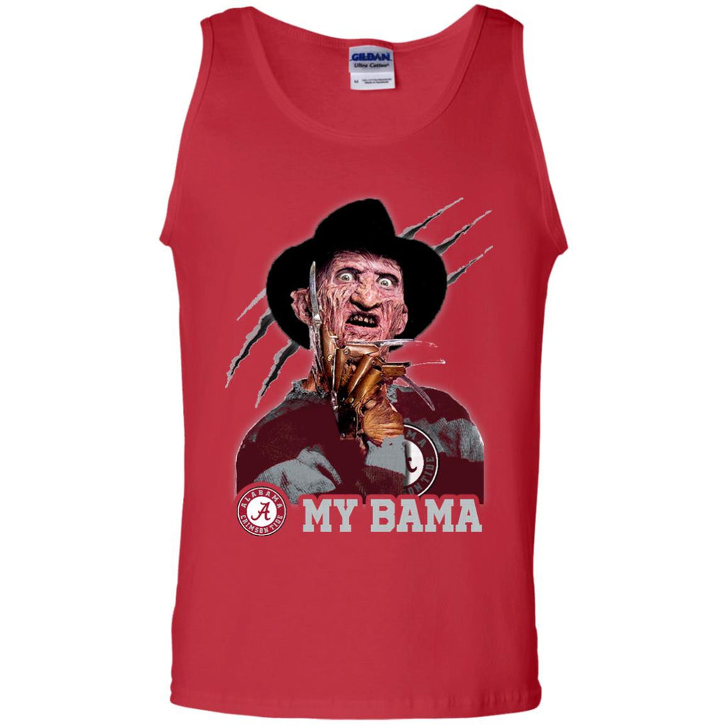 Freddy Alabama Crimson Tide T Shirt - Best Funny Store