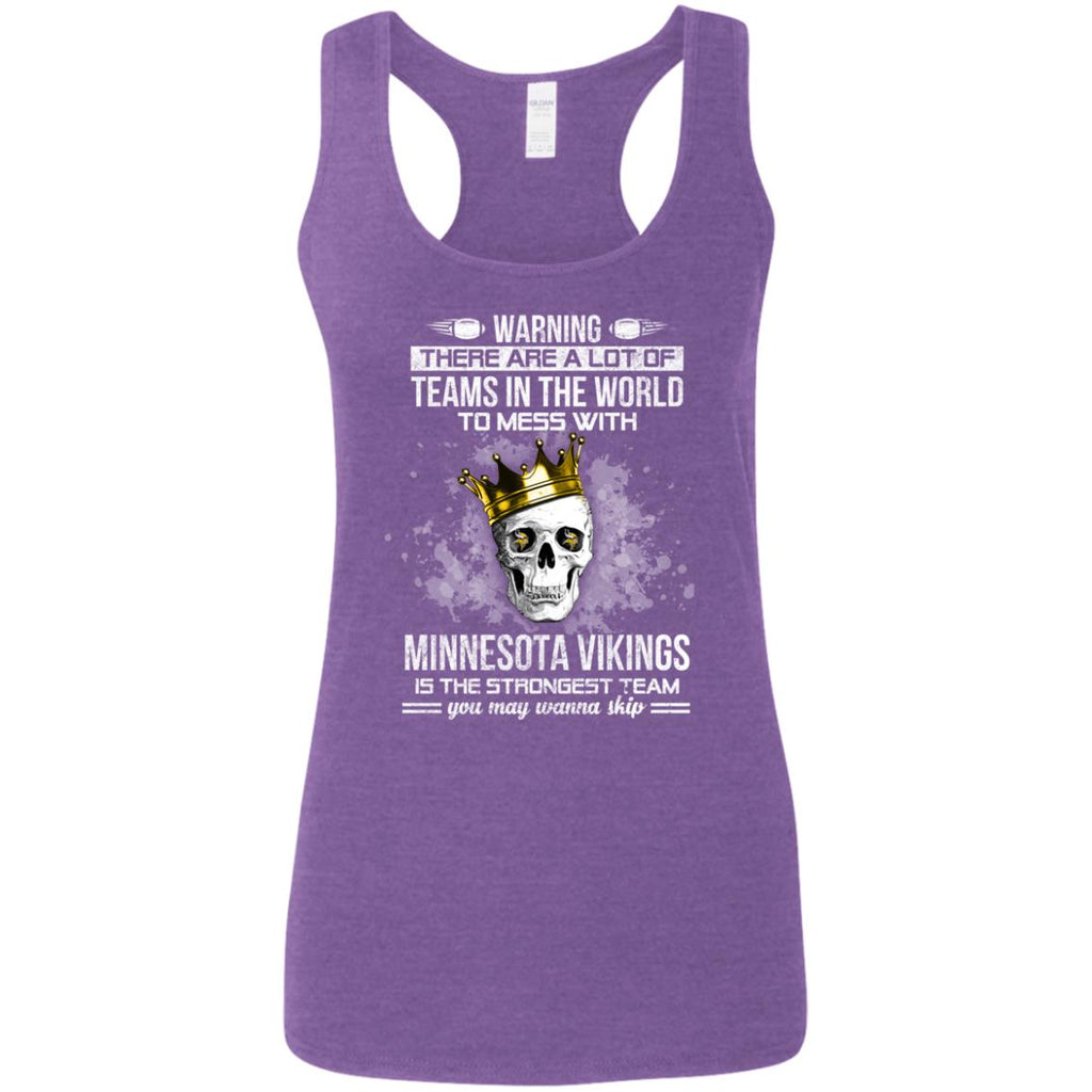 Minnesota Vikings Is The Strongest T Shirts