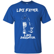 Like Father Like Daughter St  Louis Blues T Shirts