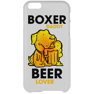 Boxer Daddy Beer Lover Phone Cases