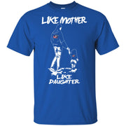 Like Mother Like Daughter Columbus Blue Jackets T Shirts